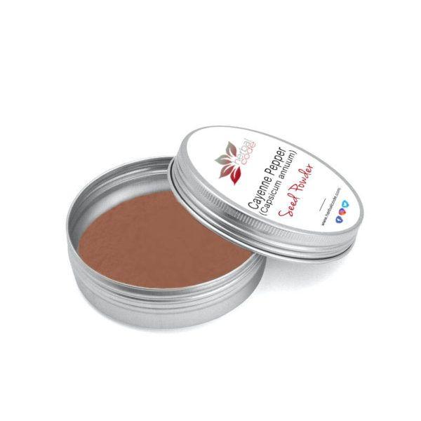 Cayenne Pepper (Capsicum annuum) Seed Powder