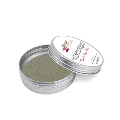 DAGGALICIOUS (2 Dagga herbs blend) Herb Powder