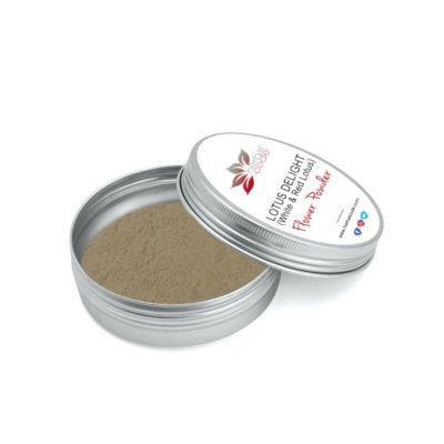 LOTUS DELIGHT (Relaxing 2 Lotus blend) Flower Powder