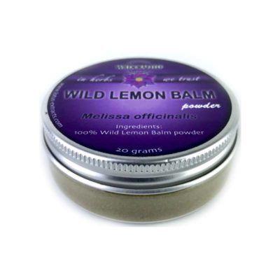Wild Lemon Balm (Melissa officinalis) Herb Powder