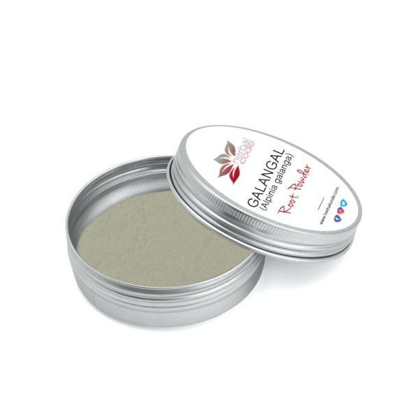 Galangal (Alpinia galanga) Root Powder