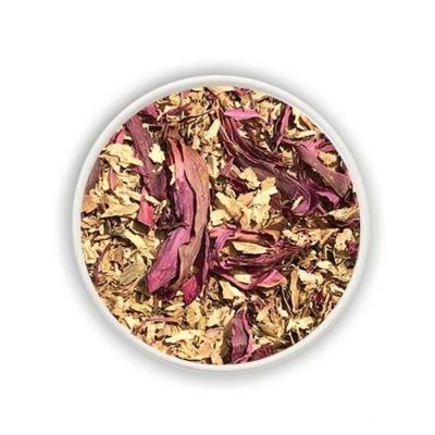 LOTUS DELIGHT (Relaxing 2 Lotus blend) Crushed Flowers