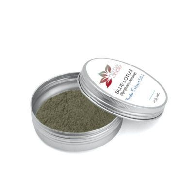 Blue Lotus (Nymphaea caerulea) 50:1 Powder Extract